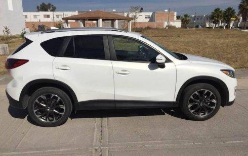 No te pierdas un excelente Mazda CX-5 2016 Automático en Aguascalientes