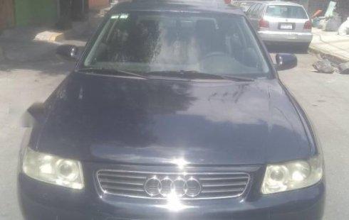 Tengo que vender mi querido Audi A3 2002 en muy buena condición