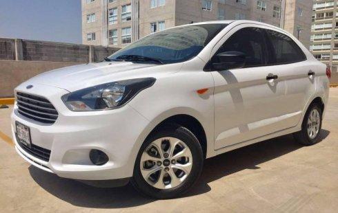 Ford Figo 2017 usado en Azcapotzalco
