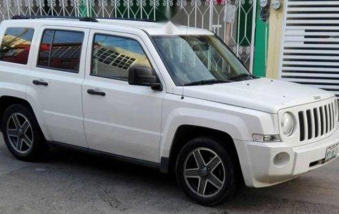 Jeep Patriot 2008 barato