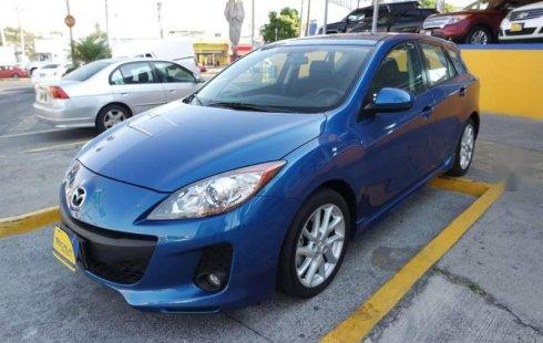 Quiero vender urgentemente mi auto Mazda 3 2012 muy bien estado