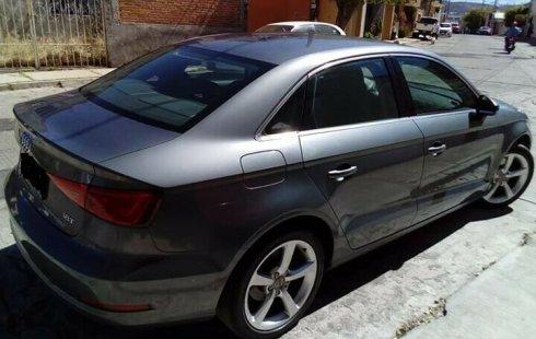 Quiero vender cuanto antes posible un Audi A3 2014