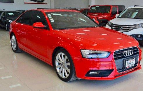 Quiero vender urgentemente mi auto Audi A4 2013 muy bien estado