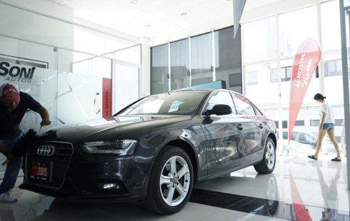 Quiero vender inmediatamente mi auto Audi A4 2015