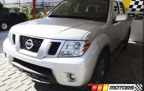 Se pone en venta un Nissan Frontier