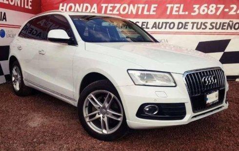 Urge!! Vendo excelente Audi Q5 2016 Automático en en Iztapalapa