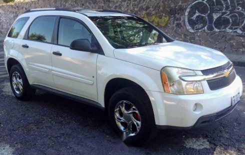 Vendo un Chevrolet Equinox por cuestiones económicas