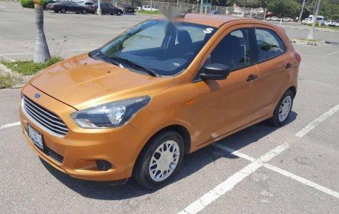Coche impecable Ford Figo con precio asequible