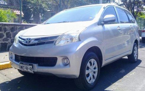 Toyota Avanza 2014 Automática