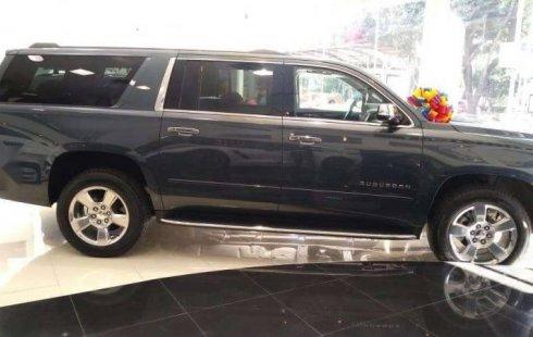 Se vende urgemente Chevrolet Suburban 2018 Automático en Iztacalco
