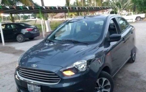 Quiero vender urgentemente mi auto Ford Figo 2017 muy bien estado