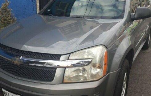 Tengo que vender mi querido Chevrolet Equinox 2006 en muy buena condición