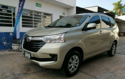 Toyota Avanza 2018 usado en Mérida