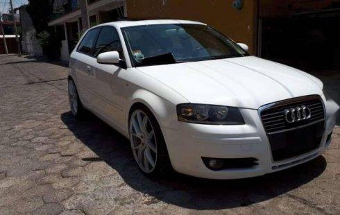 Quiero vender inmediatamente mi auto Audi A3 2008 muy bien cuidado