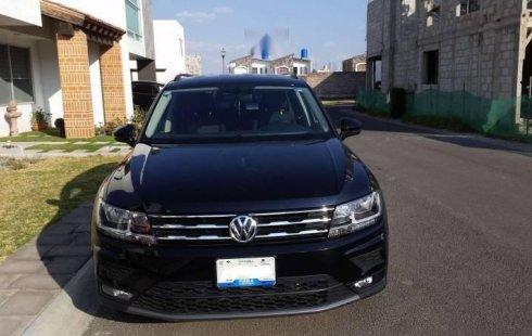 Urge!! En venta carro Volkswagen Tiguan 2018 de único propietario en excelente estado