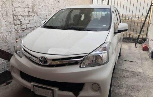 Toyota Avanza precio muy asequible