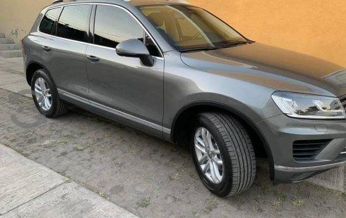 Volkswagen Touareg 2016 usado en Zapopan