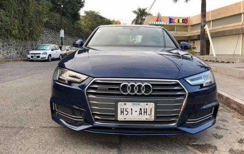 Quiero vender urgentemente mi auto Audi A4 2017 muy bien estado