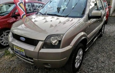 Pongo a la venta cuanto antes posible un Ford EcoSport en excelente condicción a un precio increíblemente barato