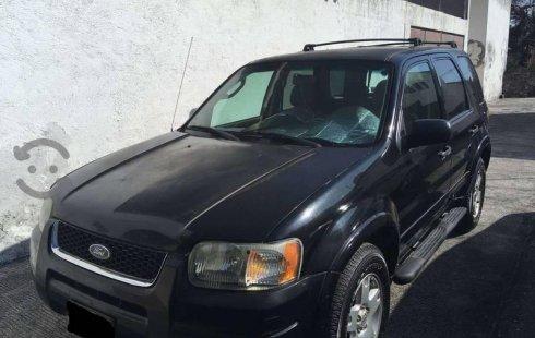 Urge!! Un excelente Ford Escape 2003 Automático vendido a un precio increíblemente barato en Cuernavaca