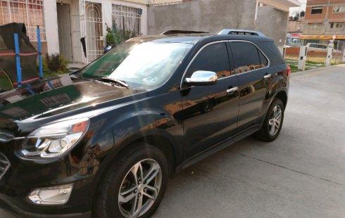 Se vende urgemente Chevrolet Equinox 2016 Automático en México State