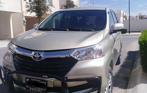 Toyota Avanza 2017 usado en Monterrey