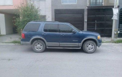 Ford Explorer 2002 barato en Nuevo León