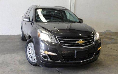 Urge!! En venta carro Chevrolet Traverse 2014 de único propietario en excelente estado