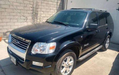 Urge!! Vendo excelente Ford Explorer 2008 Automático en en Atizapán de Zaragoza