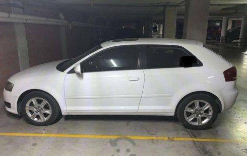 Tengo que vender mi querido Audi A3 2009 en muy buena condición