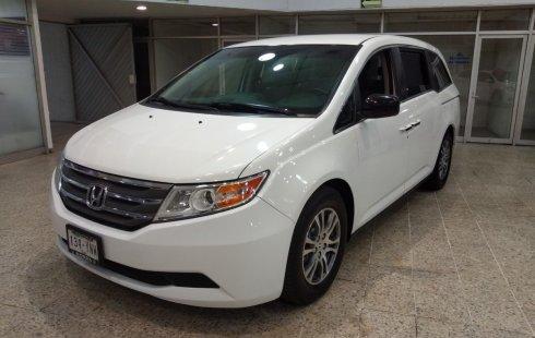 No te pierdas un excelente Honda Odyssey 2012 Automático en Coyoacán