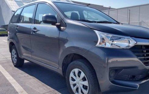 SHOCK!! Un excelente Toyota Avanza 2018, contacta para ser su dueño