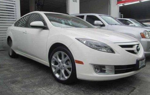 Un Mazda 6 2010 impecable te está esperando