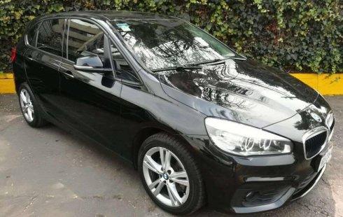 En venta un BMW Serie 2 2016 Automático en excelente condición