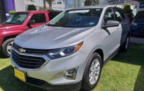 Llámame inmediatamente para poseer excelente un Chevrolet Equinox 2019 Automático