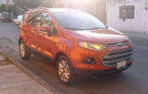 Precio de Ford EcoSport 2014