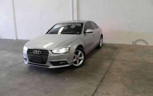 Vendo un Audi A4 por cuestiones económicas