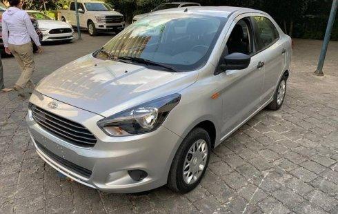 Vendo un Ford Figo por cuestiones económicas