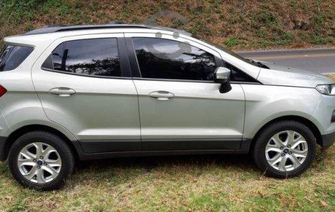 En venta un Ford EcoSport 2015 Automático muy bien cuidado