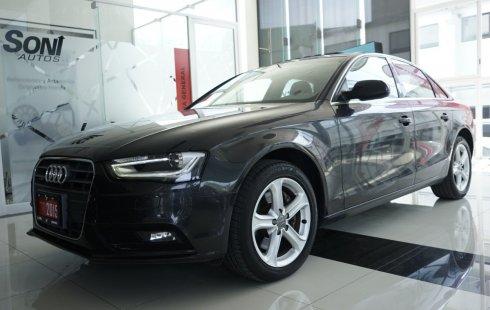Tengo que vender mi querido Audi A4 2015 en muy buena condición