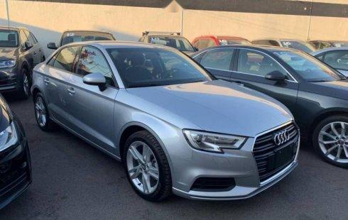 Precio de Audi A3 2018