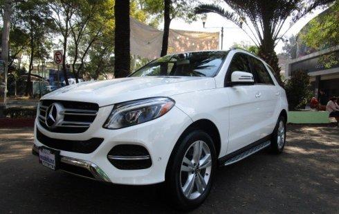 Pongo a la venta cuanto antes posible un Mercedes-Benz Clase GLE que tiene todos los documentos necesarios