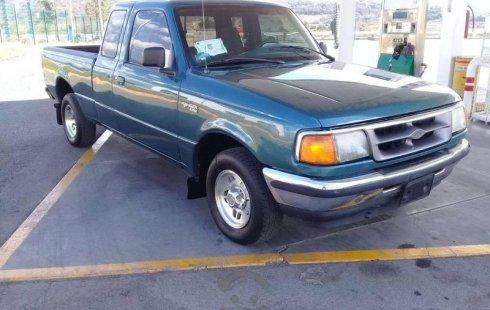No te pierdas un excelente Ford Ranger 1997 Manual en Magdalena