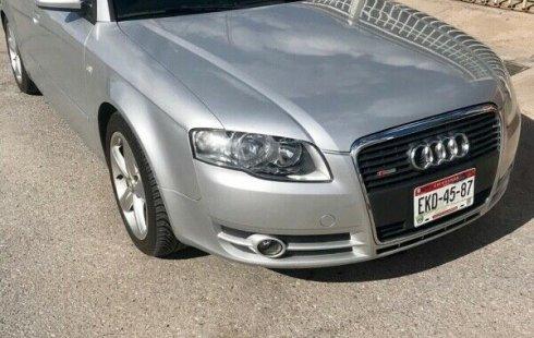 Un Audi A4 2007 impecable te está esperando