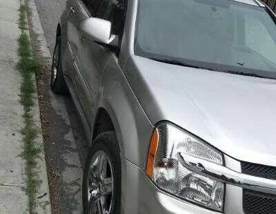Se vende urgemente Chevrolet Equinox 2008 Automático en Nuevo León