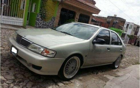 Nissan Sentra impecable en Texcoco