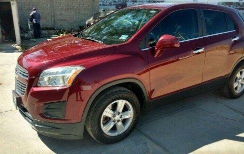 Quiero vender urgentemente mi auto Chevrolet Trax 2015 muy bien estado