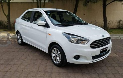 Vendo un Ford Figo impecable