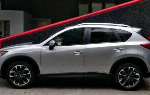 En venta un Mazda CX-5 2016 Automático en excelente condición