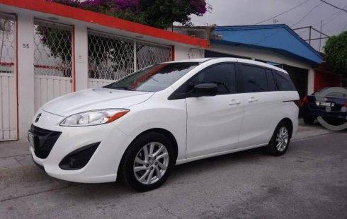 Mazda 5 2012 usado en Gustavo A. Madero